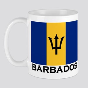 Barbados Flag Stuff Mug