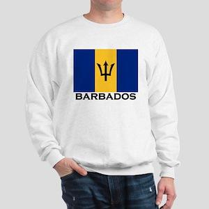 Barbados Flag Stuff Sweatshirt