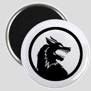 Wolf Sigil Magnet