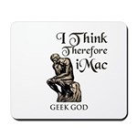 The Geek God's Mousepad