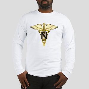 bnurse_corps5a Long Sleeve T-Shirt