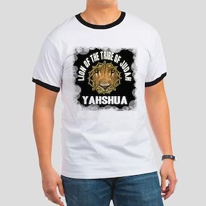 Yahshua Lion Ringer T