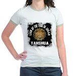 Yahshua Lion Jr. Ringer T-Shirt