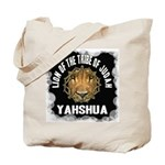 Yahshua Lion Tote Bag