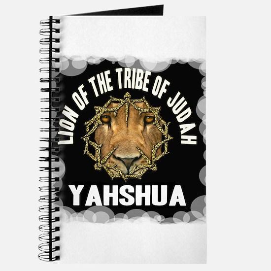 Yahshua Lion Journal