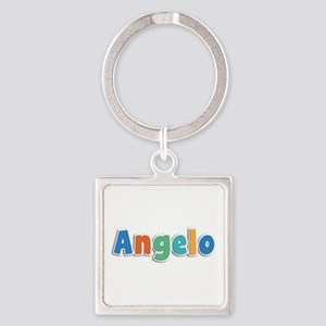 Angelo Spring11B Square Keychain