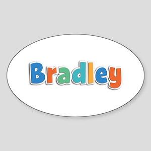Bradley Spring11B Oval Sticker