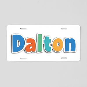 Dalton Spring11B Aluminum License Plate