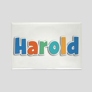Harold Spring11B Rectangle Magnet