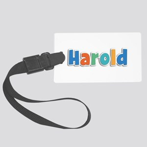 Harold Spring11B Large Luggage Tag