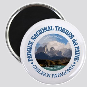 Torres del Paine NP Magnets