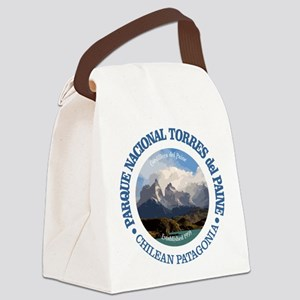 Torres del Paine NP Canvas Lunch Bag
