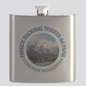 Torres del Paine NP Flask