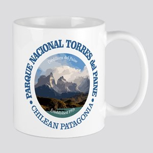 Torres del Paine NP Mugs