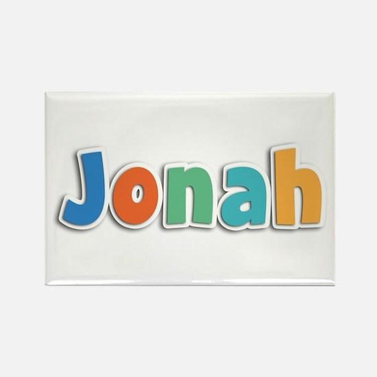 Jonah Spring11B Rectangle Magnet