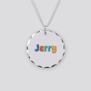 Jerry Spring11B Necklace Circle Charm