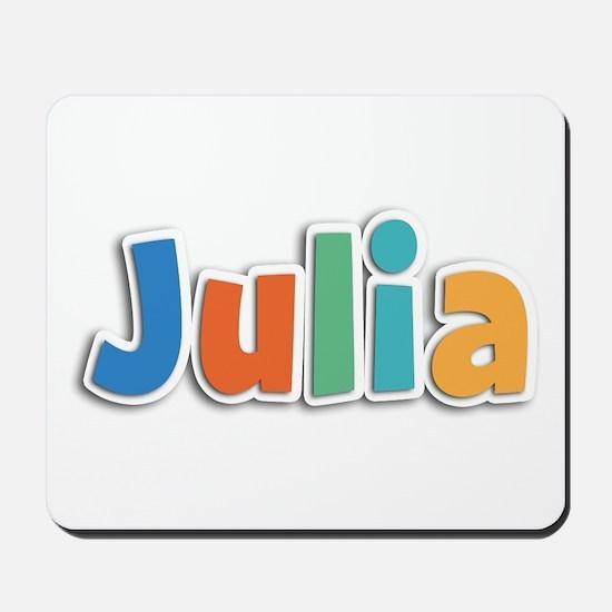 Julia Spring11B Mousepad