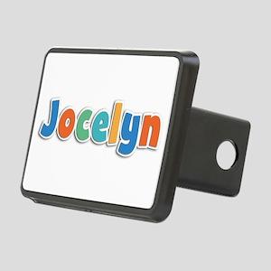 Jocelyn Spring11B Rectangular Hitch Cover