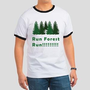 Run Forest Run Ringer T