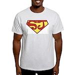 SJ Ash Grey T-Shirt