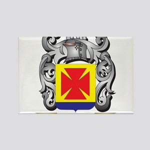 Cubo Family Crest - Cubo Coat of Arms Magnets