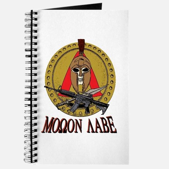 Molon Labe MkII Journal