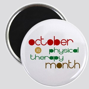 Physical Therapy Month Magnet