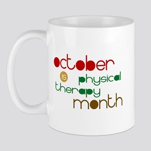 Physical Therapy Month Mug