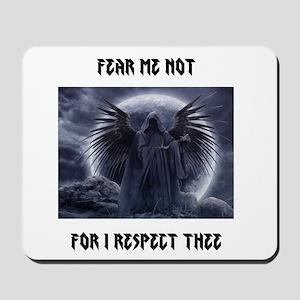 Reaper respect Mousepad