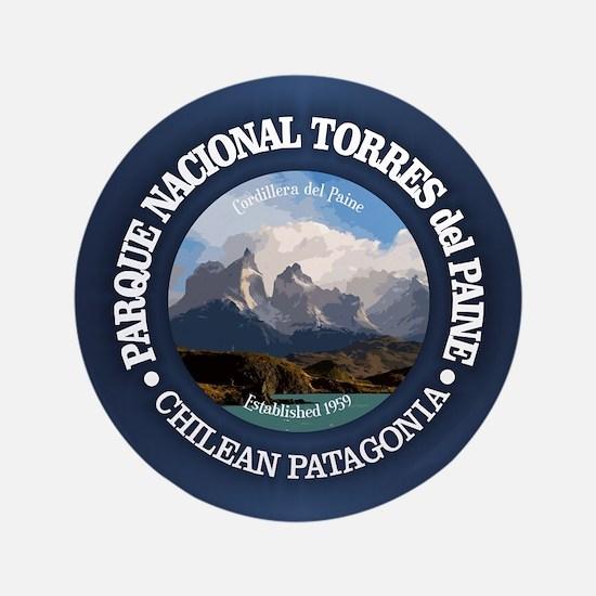Torres del Paine NP Button