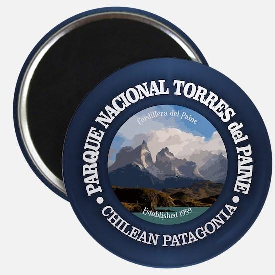 Torres del Paine NP Magnets