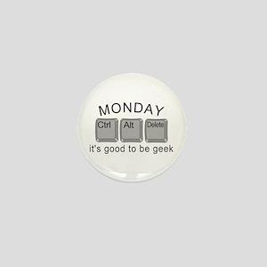 Monday Geek Computer Keys Mini Button