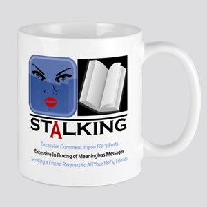 Facebook Stalking Mug