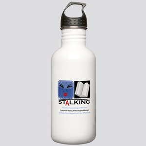 Facebook Stalking Stainless Water Bottle 1.0L