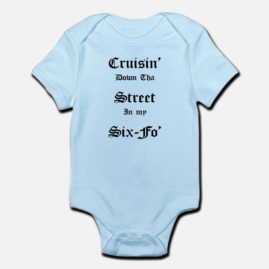 Cruisin Infant Bodysuit