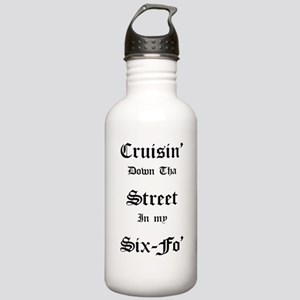 Cruisin Stainless Water Bottle 1.0L