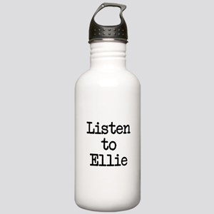 Listen to Ellie Stainless Water Bottle 1.0L