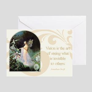 Fairy Queen Greeting Card