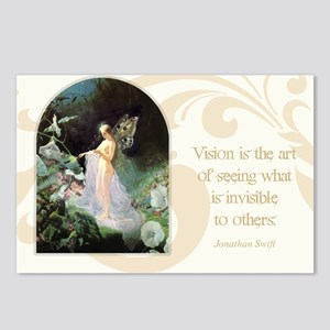 Fairy Queen Postcards (Package of 8)