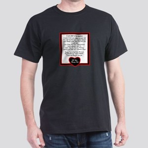 A Love Letter/t-shirt Dark T-Shirt