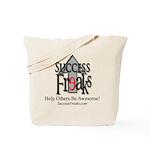 Success Freaks Tote Bag