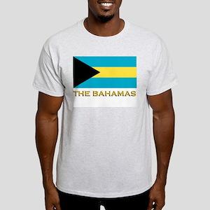 The Bahamas Flag Stuff Ash Grey T-Shirt
