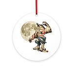 Werewaldo Ornament (Round)