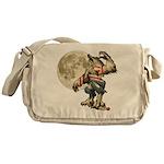 Werewaldo Messenger Bag