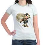 Werewaldo Jr. Ringer T-Shirt