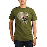 Werewaldo Organic Men's T-Shirt (dark)