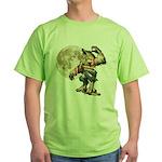 Werewaldo Green T-Shirt