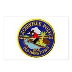 Placerville Police Postcards (Package of 8)