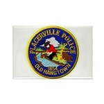 Placerville Police Rectangle Magnet (100 pack)