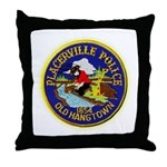 Placerville Police Throw Pillow